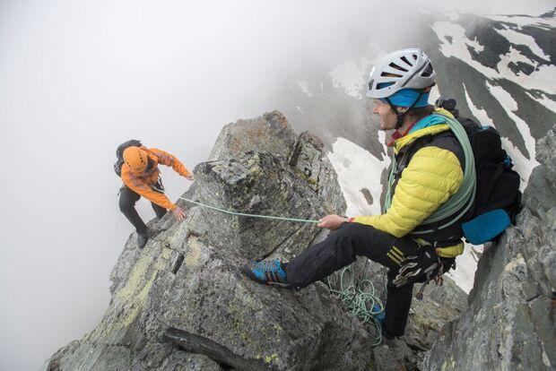 adidas Grip Challenge - Bilder aus Zermatt und Kals 37