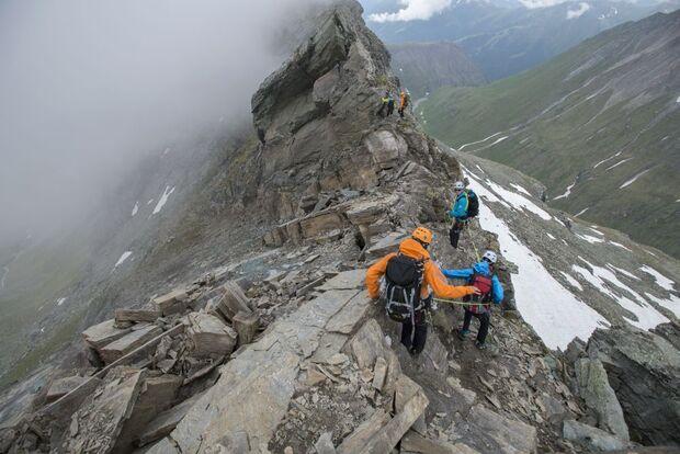adidas Grip Challenge - Bilder aus Zermatt und Kals 39
