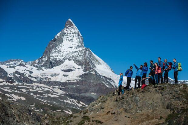 adidas Grip Challenge - Bilder aus Zermatt und Kals 4
