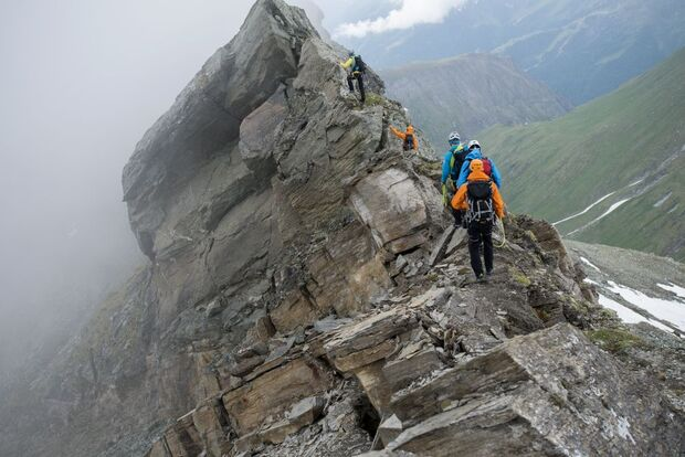 adidas Grip Challenge - Bilder aus Zermatt und Kals 40