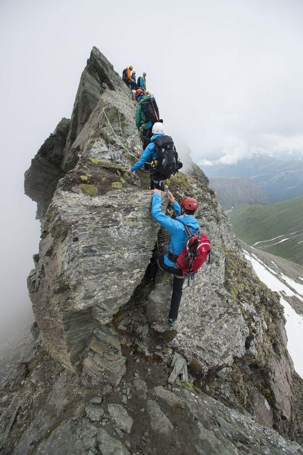 adidas Grip Challenge - Bilder aus Zermatt und Kals 41