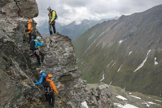 adidas Grip Challenge - Bilder aus Zermatt und Kals 42