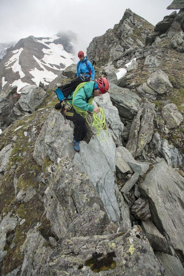 adidas Grip Challenge - Bilder aus Zermatt und Kals 43