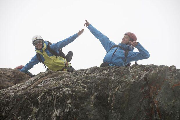 adidas Grip Challenge - Bilder aus Zermatt und Kals 48