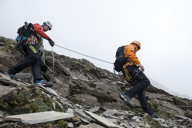 adidas Grip Challenge - Bilder aus Zermatt und Kals 52