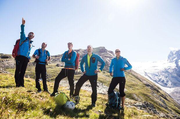 adidas Grip Challenge - Bilder aus Zermatt und Kals 6