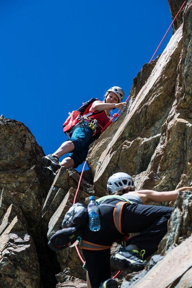 adidas Grip Challenge - Bilder aus Zermatt und Kals 8