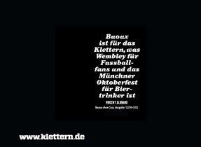 Quotes Aus Klettern Klettern De