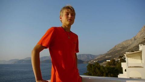 klettern-Interview Alexander Megos